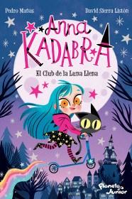 Libro Anna Kadabra 1