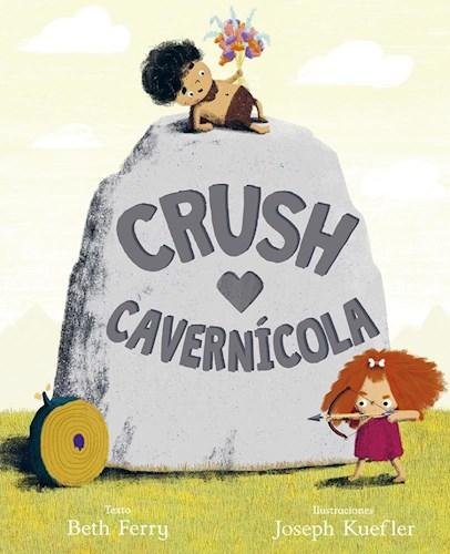 Libro Crush Cavernicola