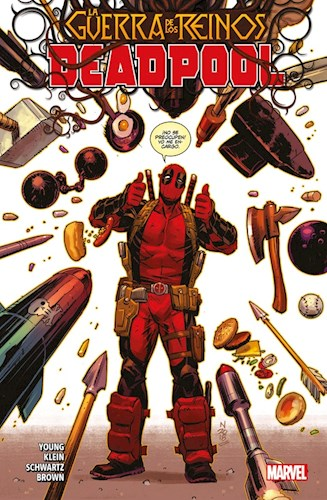 Libro Deadpool : La Guerra De Los Reinos