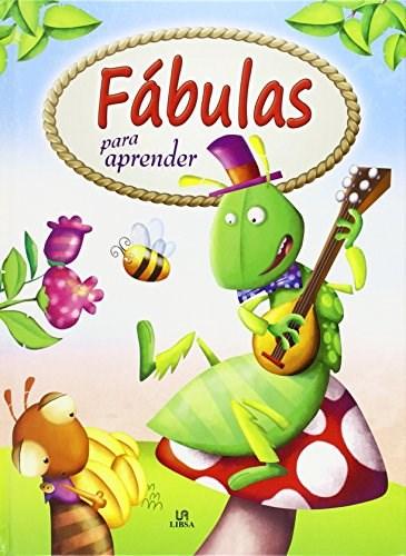 Libro Fabulas Para Aprender
