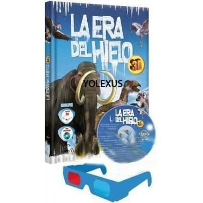 Libro La Era De Hielo 3D