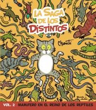 Libro La Saga De Los Distintos 2