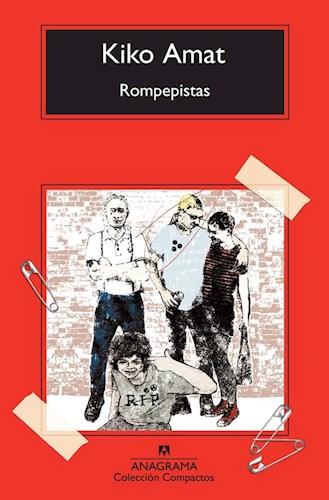 Libro Rompepistas