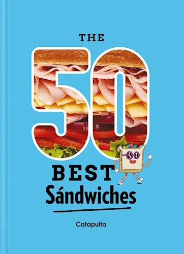 Libro The 50 Best Sandwiches