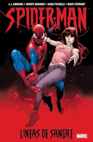 Libro 1. Spiderman Lineas De Sangre