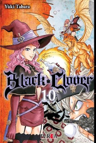 Libro 10. Black Clover