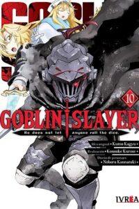 Descargar 10. Goblin Slayer Kagyu Kumo