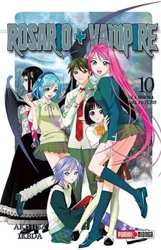 Libro 10. Rosario Vampire