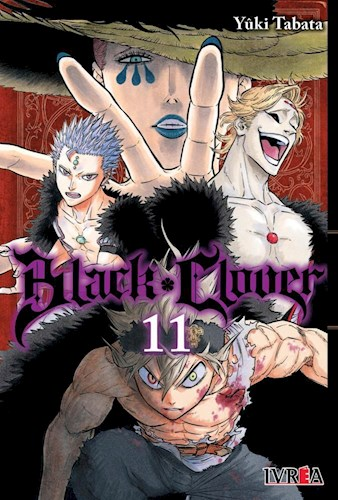Libro 11. Black Clover