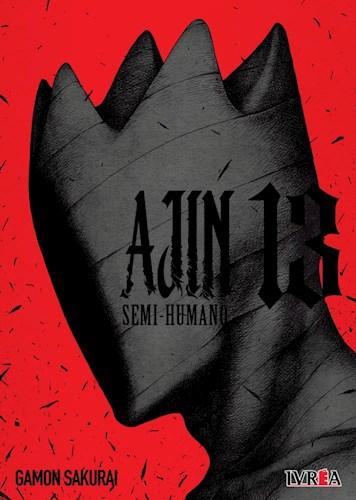 Libro 13. Ajin ( Semihumano )
