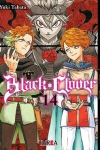 Descargar 14. Black Clover Tabata Yuki