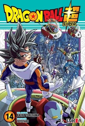 Libro 14. Dragon Ball Super