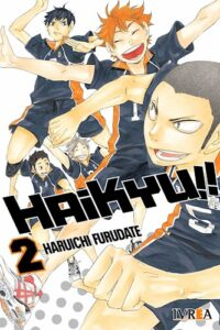 Descargar 2. Haikyu !! Furudate Haruichi