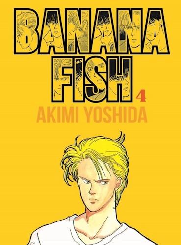 Libro 4. Banana Fish