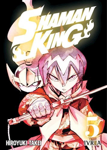 Libro 5. Shaman King ( Edicion 2 En 1 )Shaman King ( Edicion 2 En 1 )