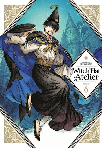 Libro 6. Atelier Of Witch Hat