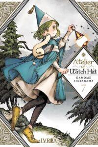 Descargar 7. Atelier Of Witch Hat Shirahama Kamone