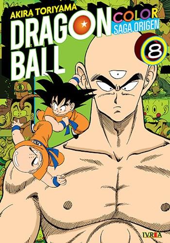Libro 8. Dragon Ball Color : Saga Origen