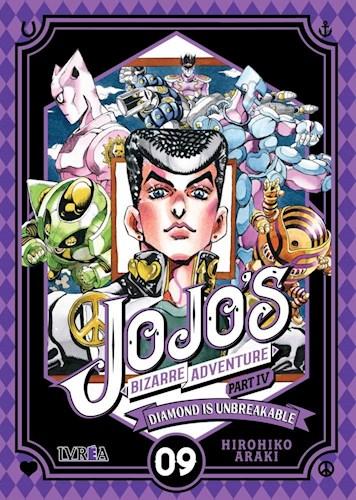 Libro 9. Jojo'S Bizarre Adventure : Diamond Is Unbreakable