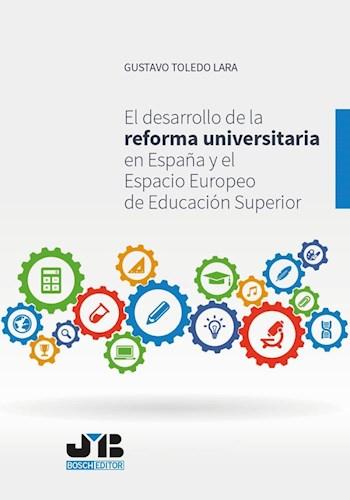 Libro El Desarrollo De La Reforma Universitaria En Espa