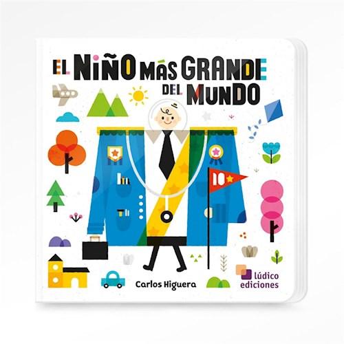 Libro El Ni/O Mas Grande Del Mundo