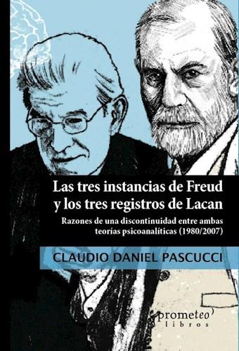 Libro Las Tres Instancias De Freud Y Los Tres Registros De Lacan