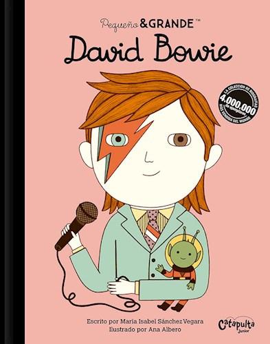Libro Pequeño & Grande : David Bowie