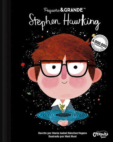 Libro Pequeño & Grande : Stephen Hawking