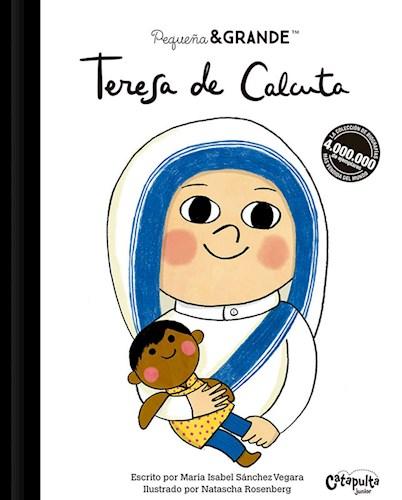 Libro Pequeño & Grande : Teresa De Calcuta