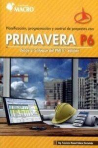 Descargar Planificacion , Programacion Y Control De Proyectos Con Primavera P6 Salazar Castañeda Francisco Ma