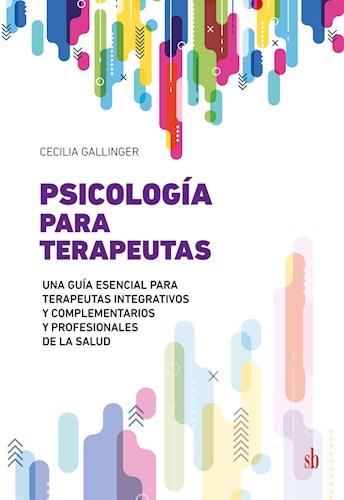 Libro Psicologia Para Terapeutas