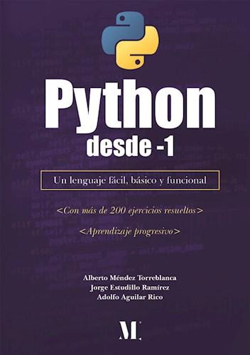 Libro Python Desde -1