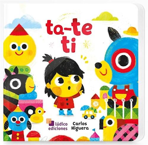 Libro Ta Te Ti (Cartone)